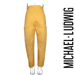Barrel Leg Trouser (ML08)