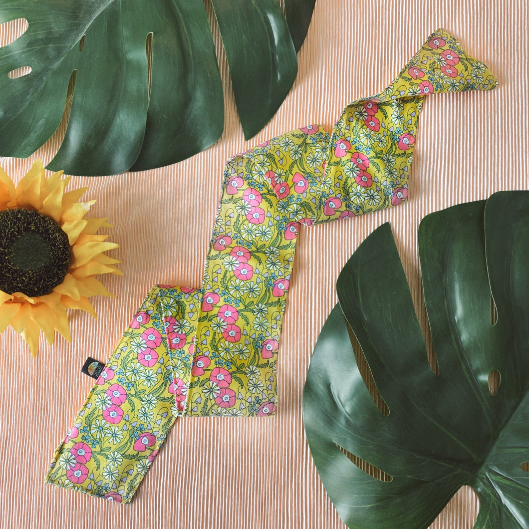Retro Ditsy Floral Accessory Scarf
