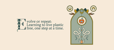Ethical Eve - Learning to live plastic free