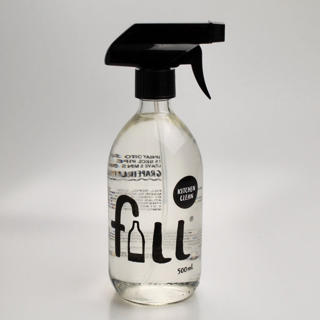 Fill Kitchen Cleaner refill bottle
