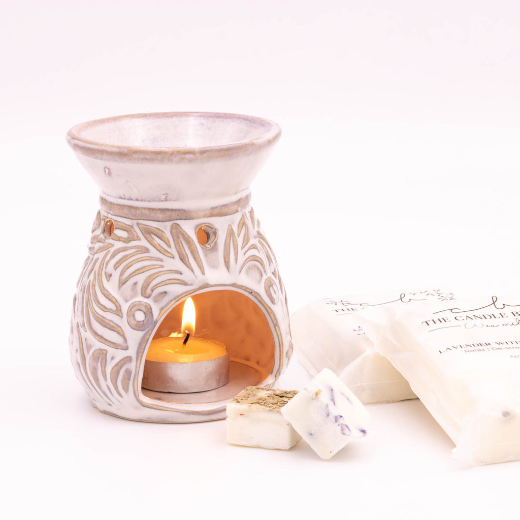 The candle brand mini wax melts