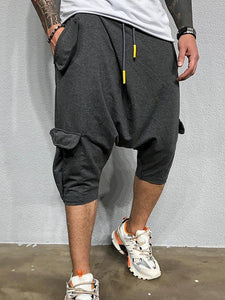 Men's Fashion Sports Loose Harem Pants