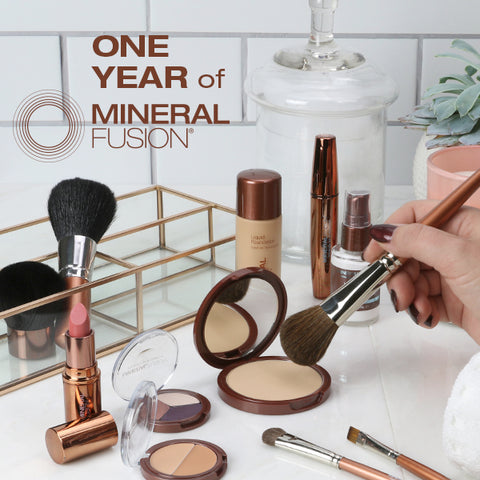 Win one year of Mineral Fusion