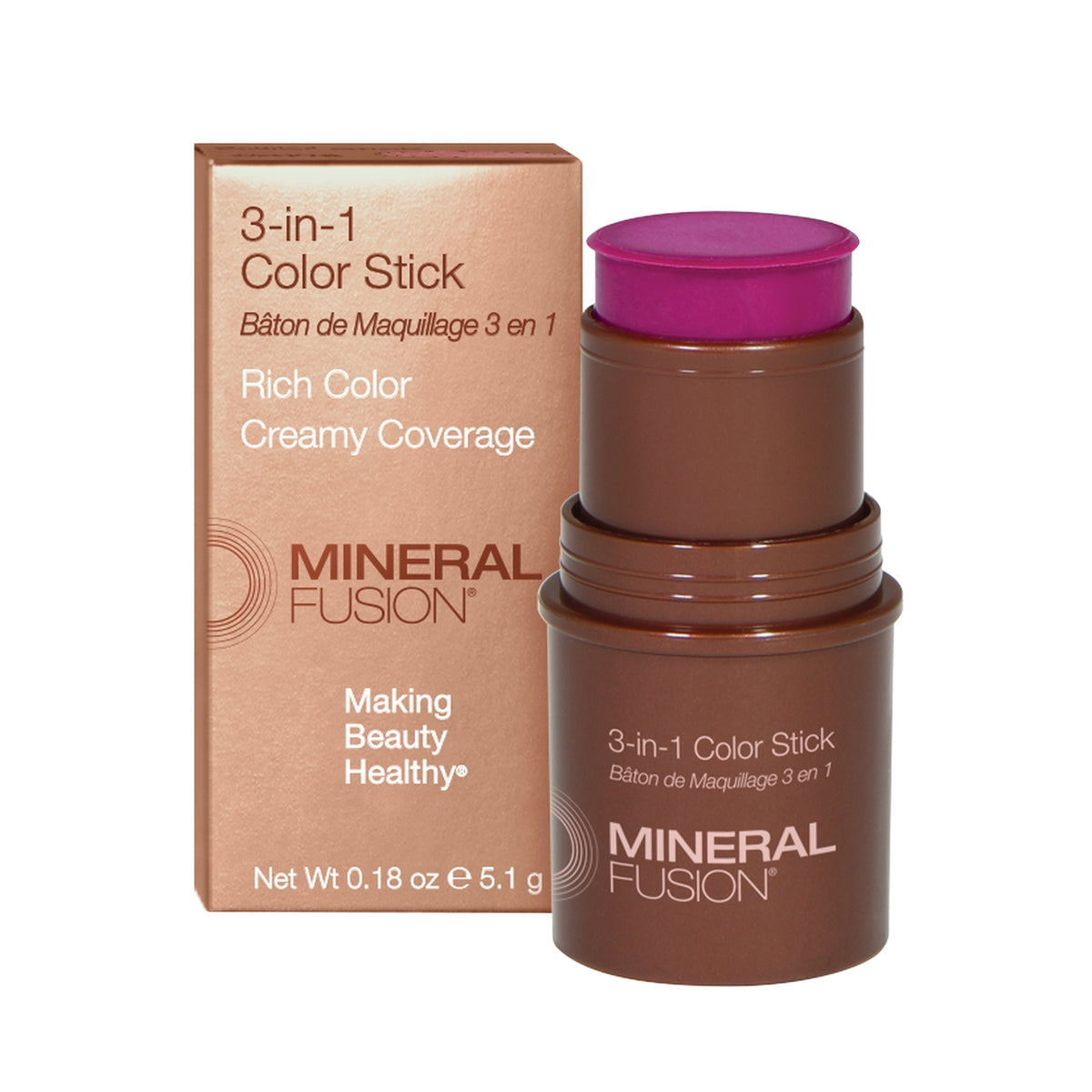 Berry Glow- sheer berry / .18 oz