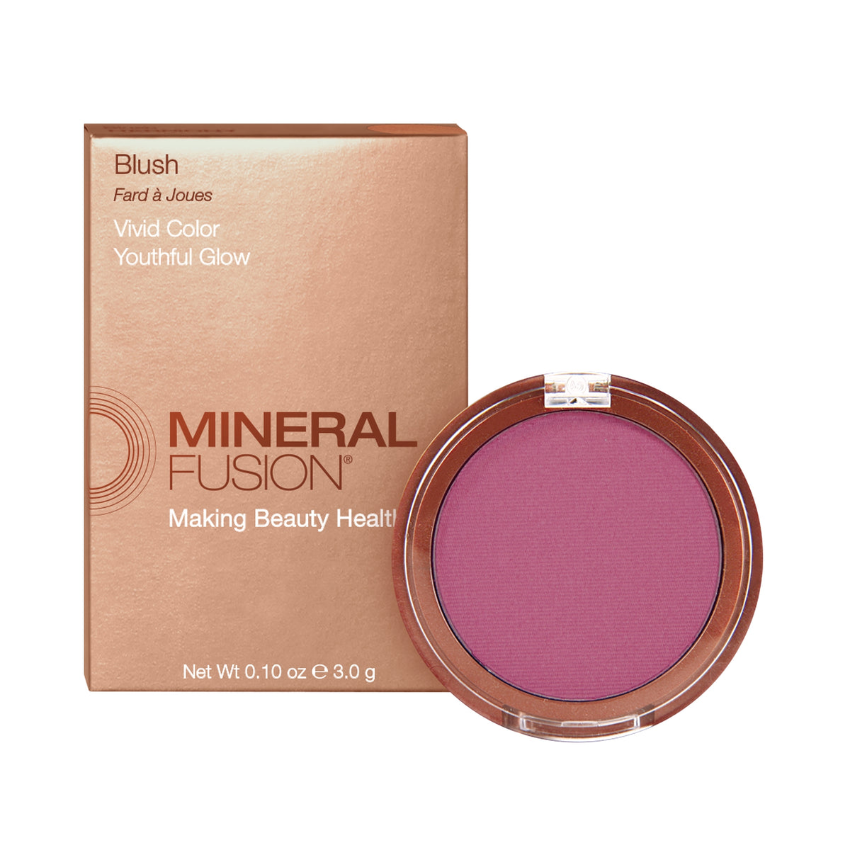 Mineral Fusion Blush in Smashing