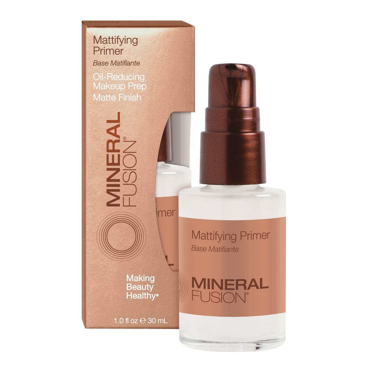 Mineral Fusion Mattifying Primer