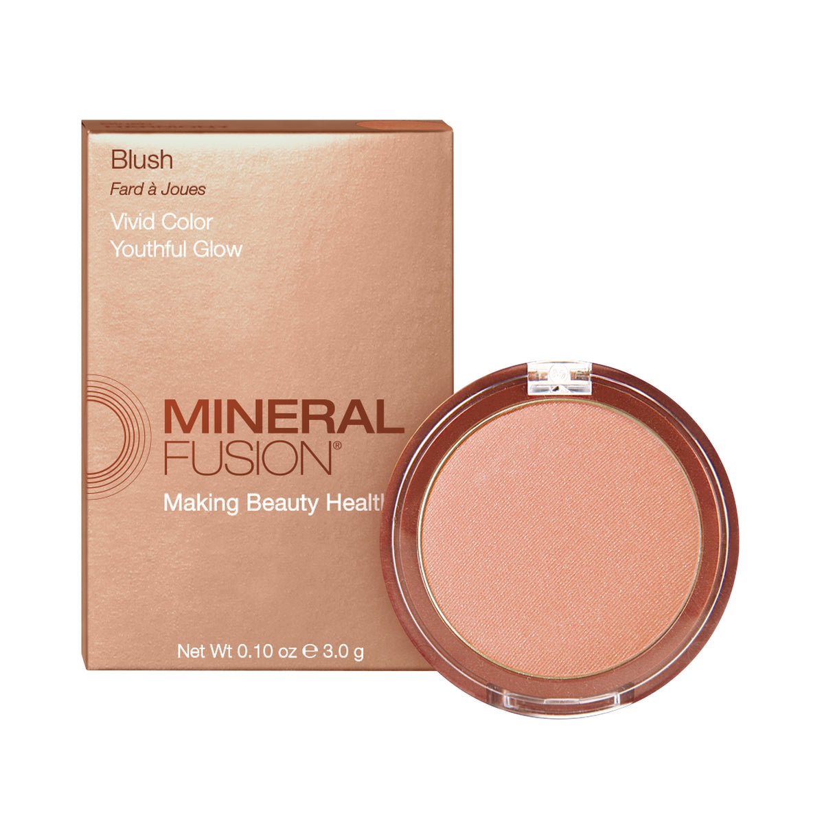 Mineral Fusion Blush in Pale