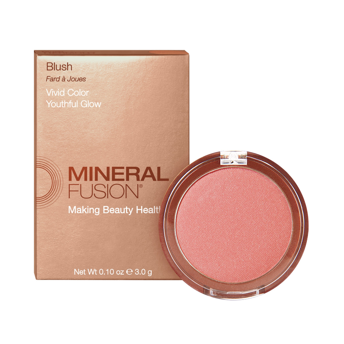 Mineral Fusion Blush in Flashy