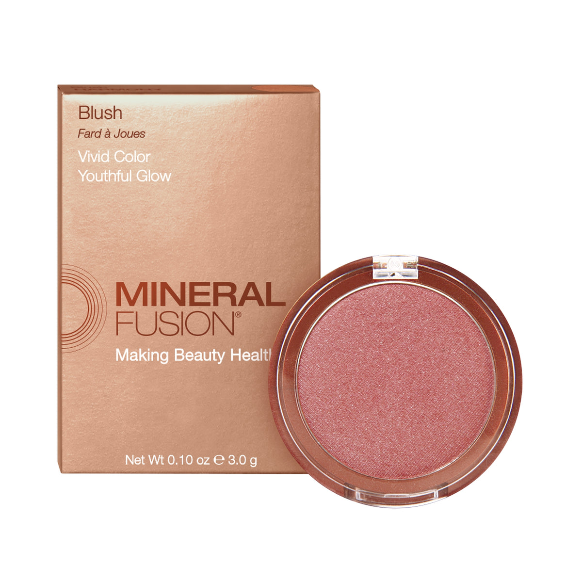 Mineral Fusion Blush in Airy