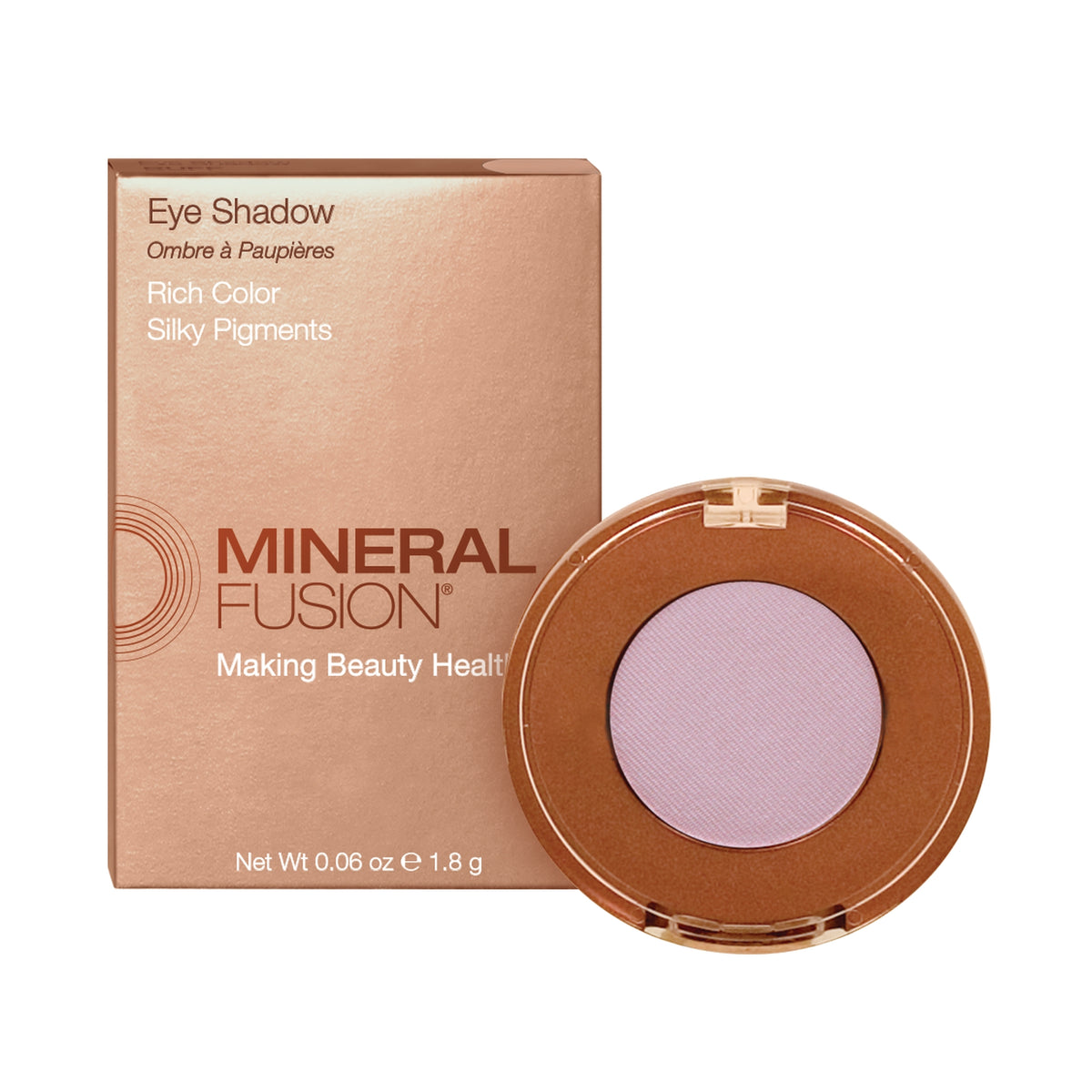 Flash- matte light rose / .06 oz