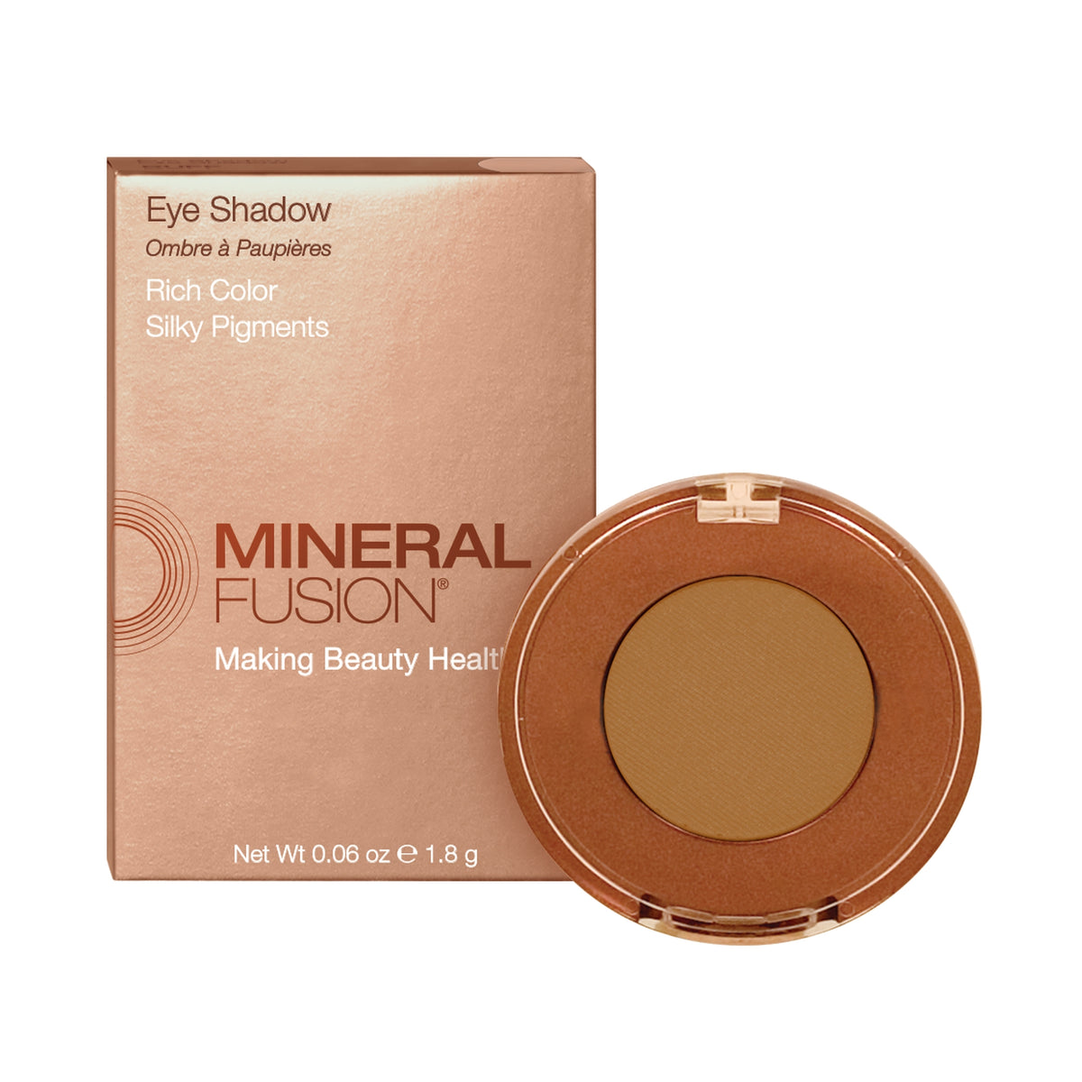 Mineral Fusion Eye Shadow in Stone