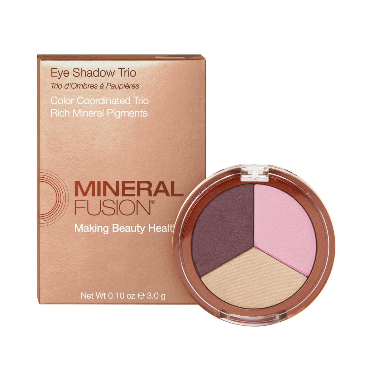 Mineral Fusion Eye Shadow Trio in Diversity