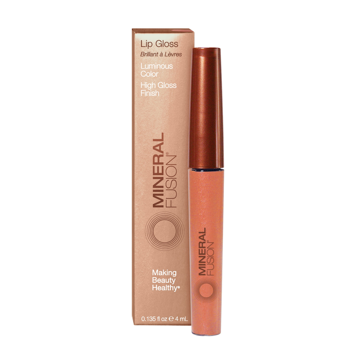 Clarity- rose gold / .135 fl.oz