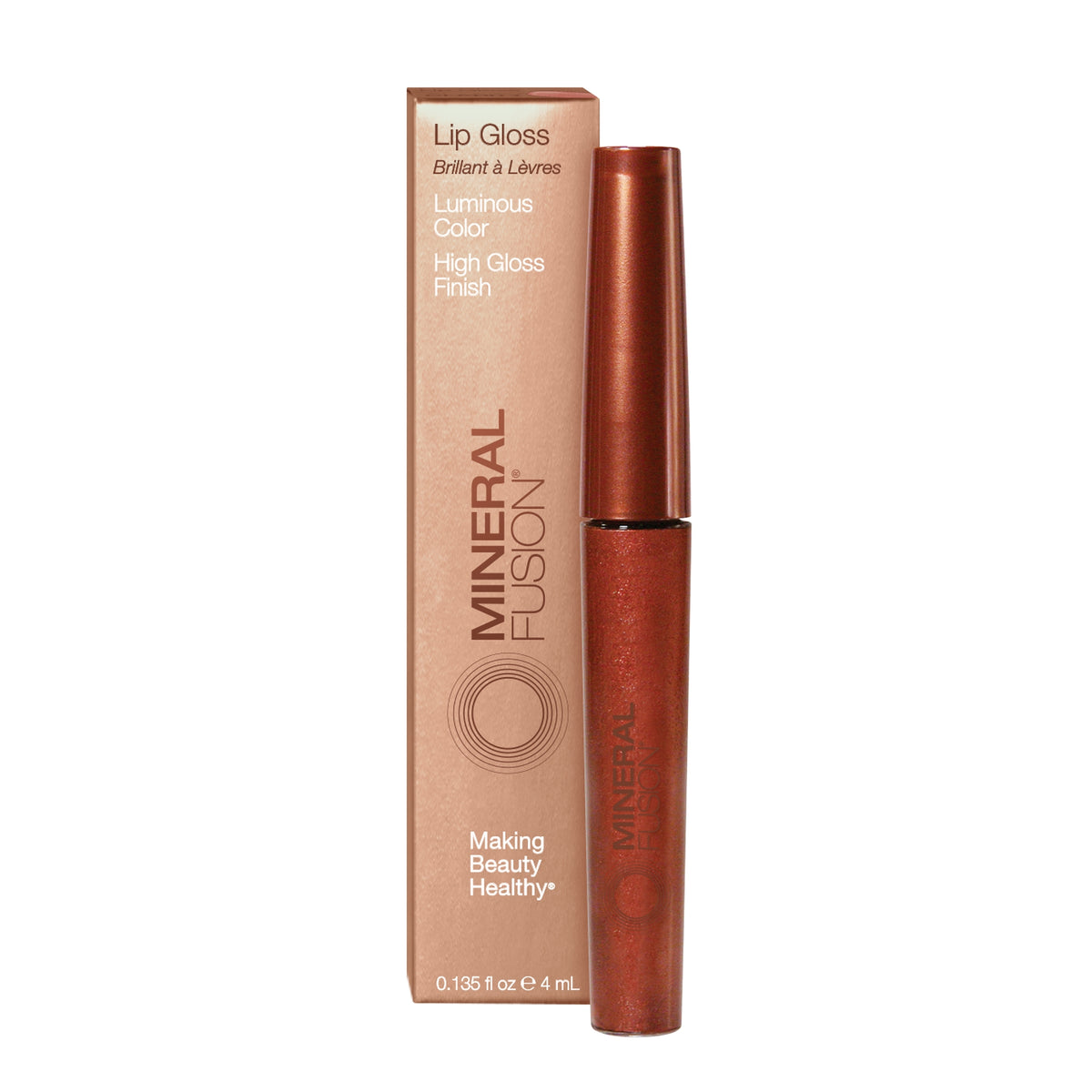 Captivate- copper shimmer / .135 fl.oz