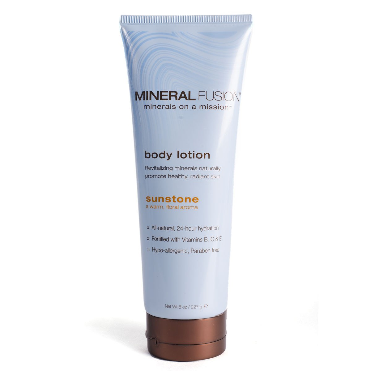 Mineral Body Lotion - Sunstone - Mineral Fusion