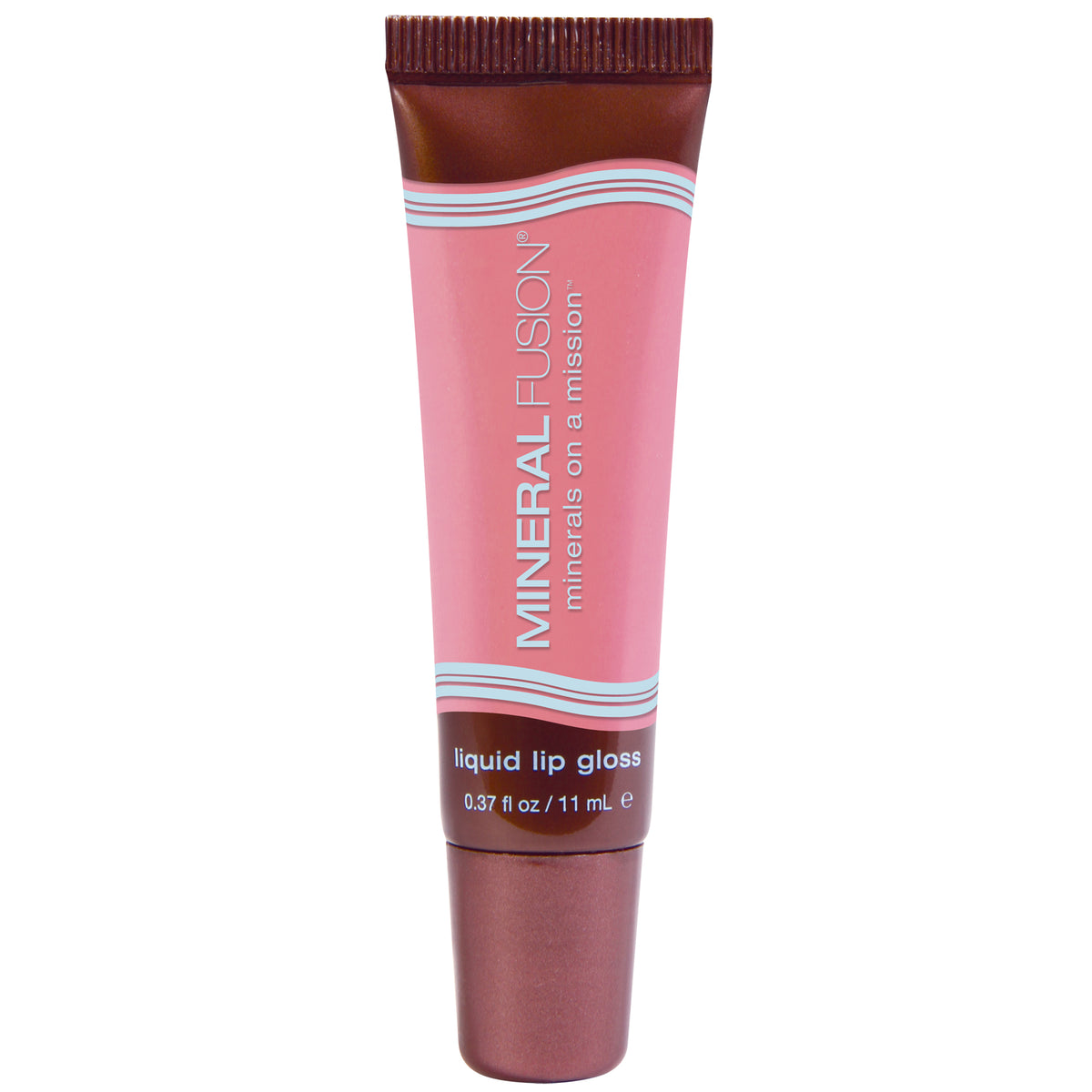 Enlighten- peachy pink / .37 fl.oz