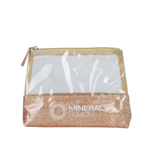 Mineral Fusion Cosmetic Bag