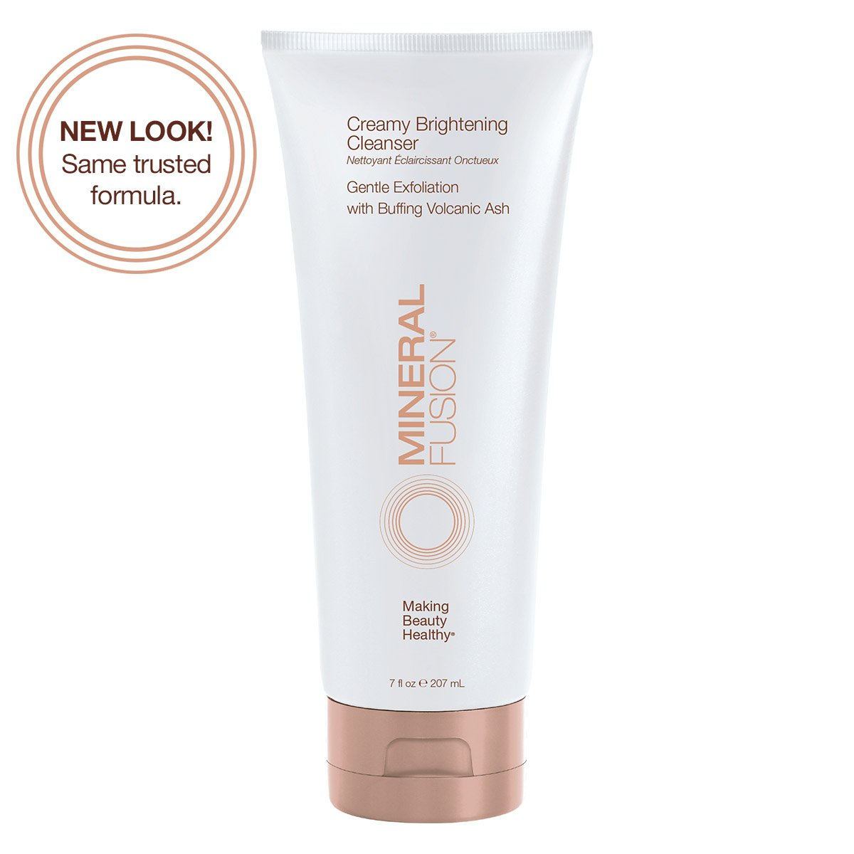 Mineral Fusion Creamy Brightening Cleanser