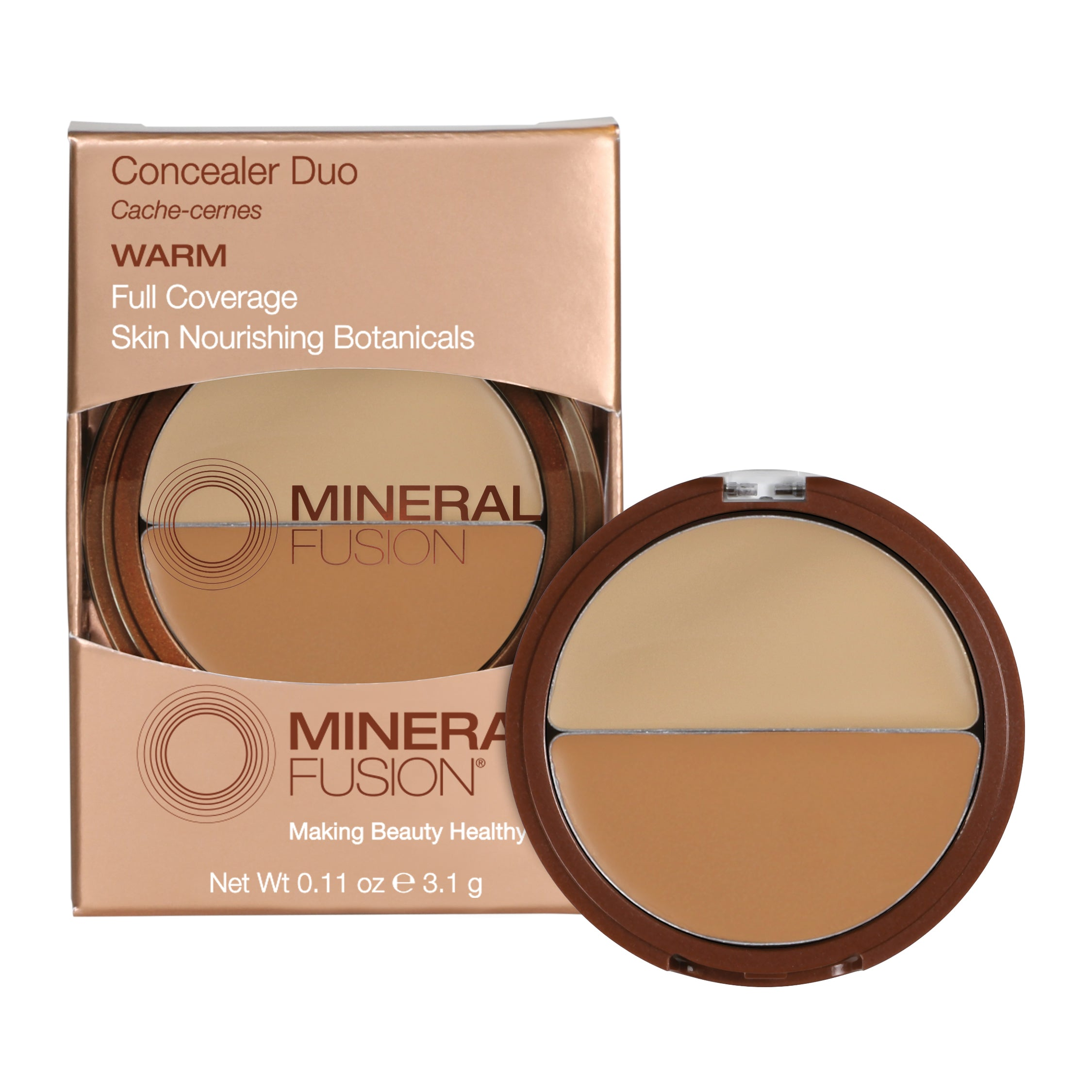Concealer Duo - Mineral Fusion