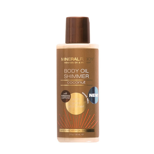 Body Oil Shimmer - Gold