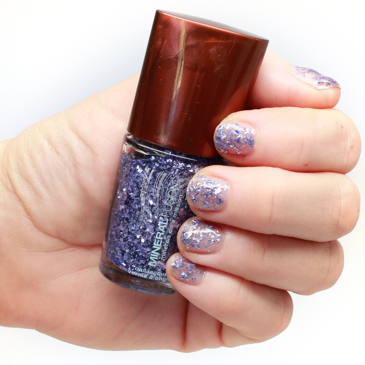 Meteor Shower Nail Polish