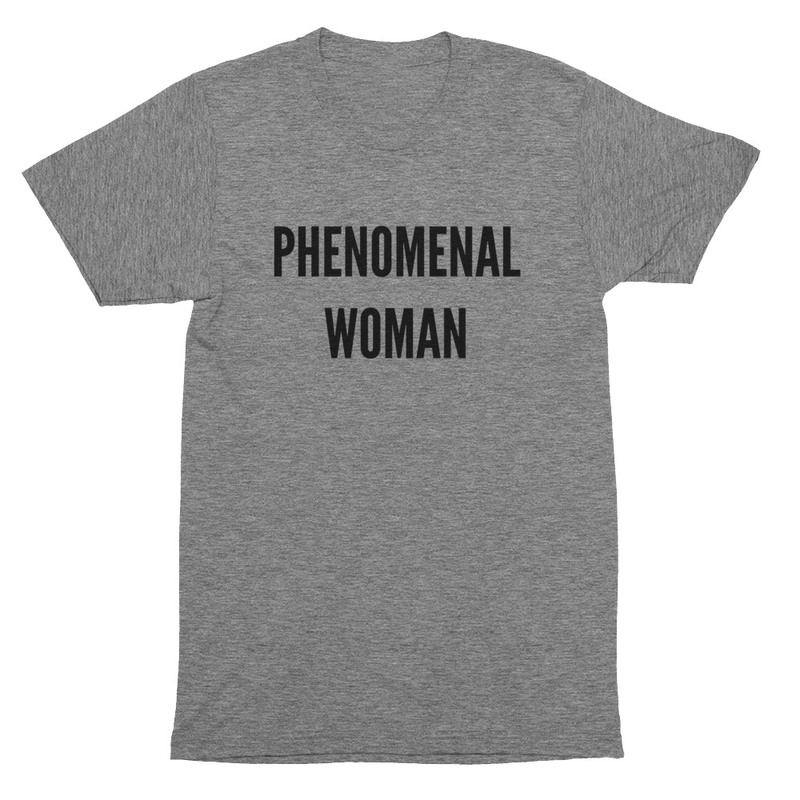 Phenomenal Woman Tee