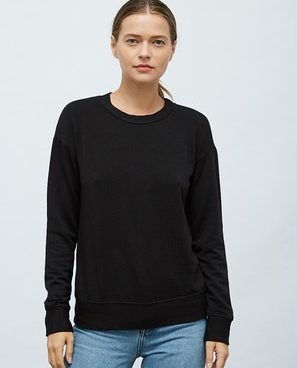 Viscose Fleece Pullover