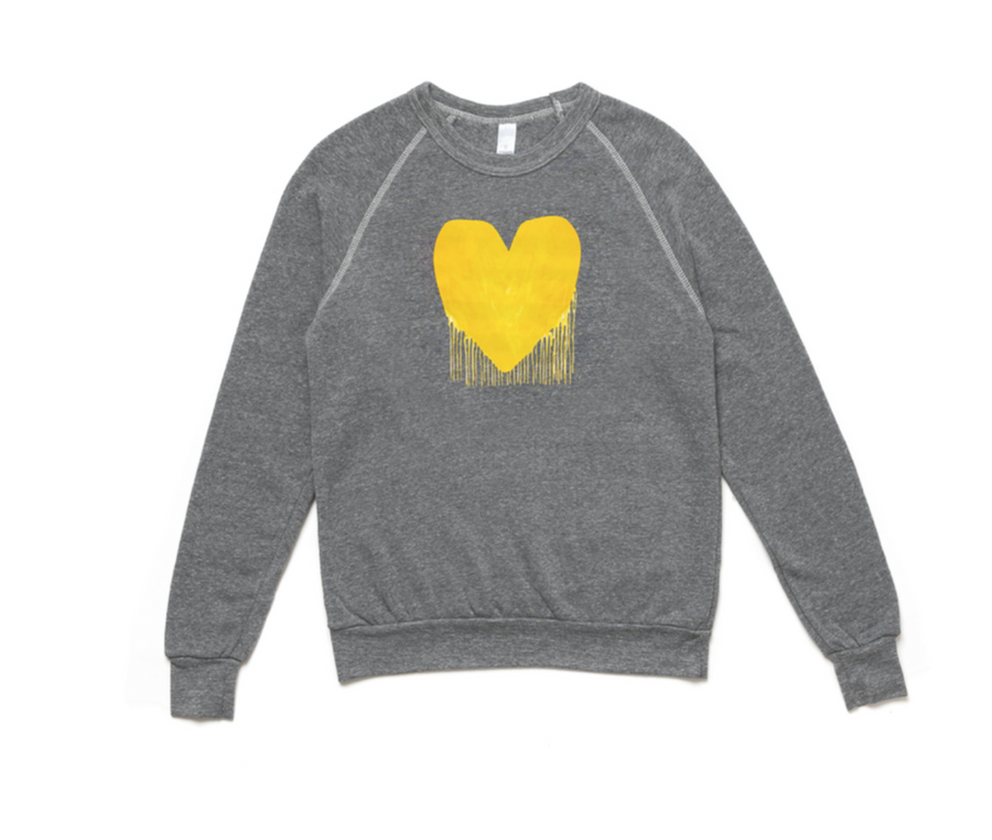 Drenched In Love Sweatshirt