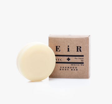 Travel Shampoo & Body Bar