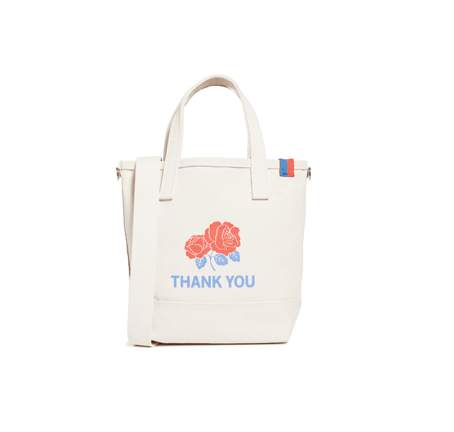 Thank You Bucket Bag