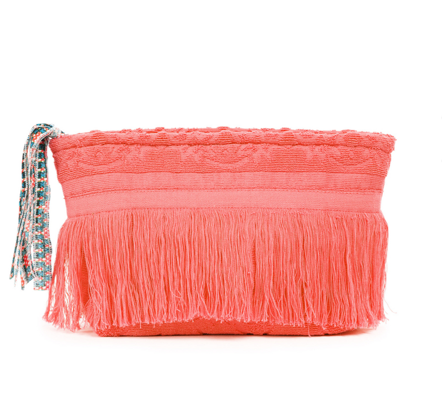 Fringe Hippy Clutch