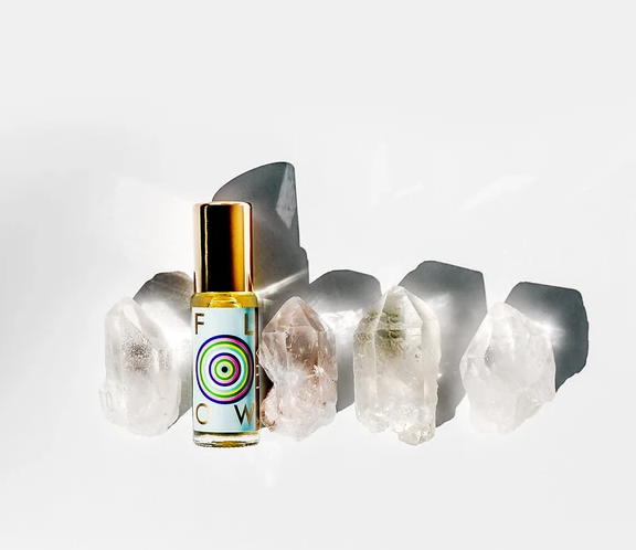 Daily Ritual Oil + Stone Blend