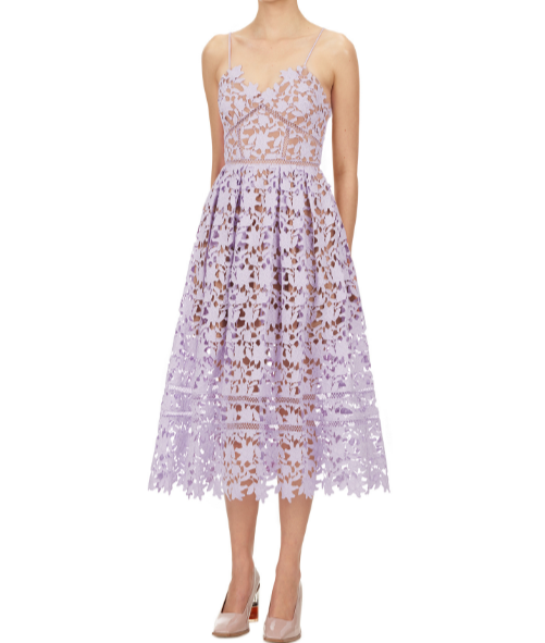 Lilac Azaelea Dress