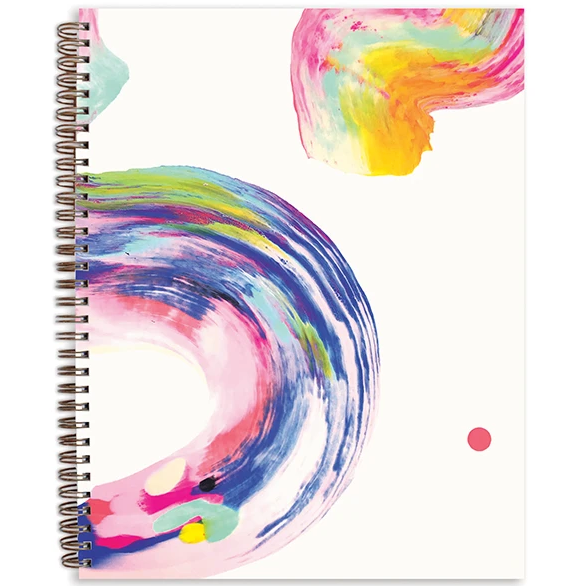 Candy Swirl Sketchbook
