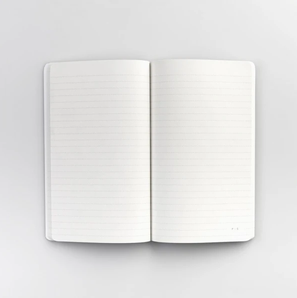 Embossed Cover Notebook