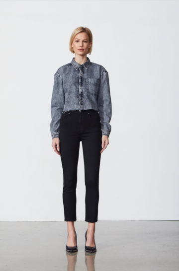 Christy Denim Shirt