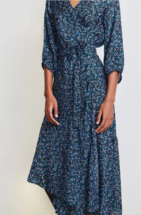 Sierra Dress Tiny Petals