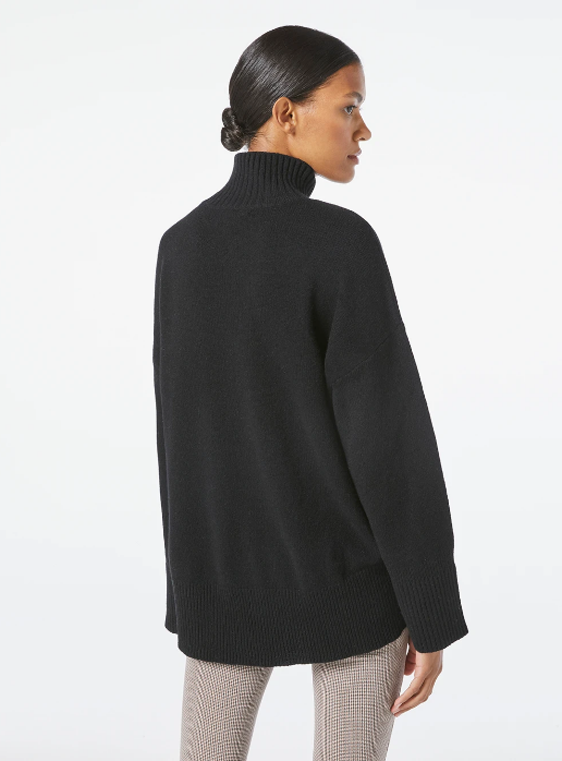 High Low Turtleneck