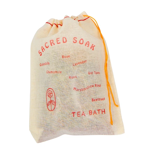 Sacred Soak Tea Bath