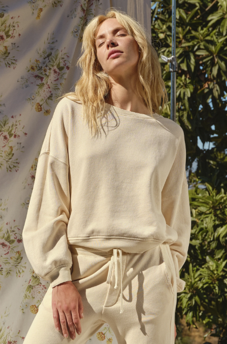 Easy Sweatshirt Bare