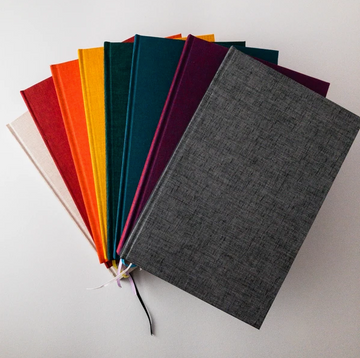 Cloth Covered Journal