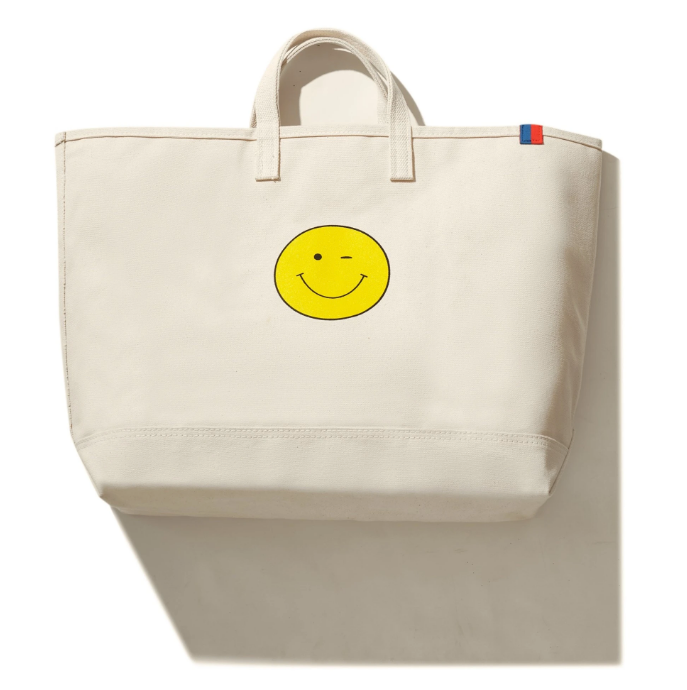 Winky Face Tote