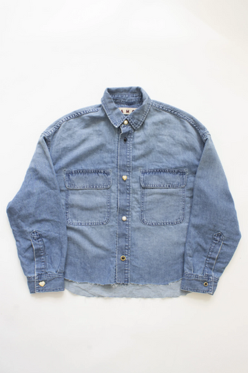 Denim Heirloom Army Shirt
