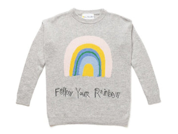 Follow Your Rainbow Sweater