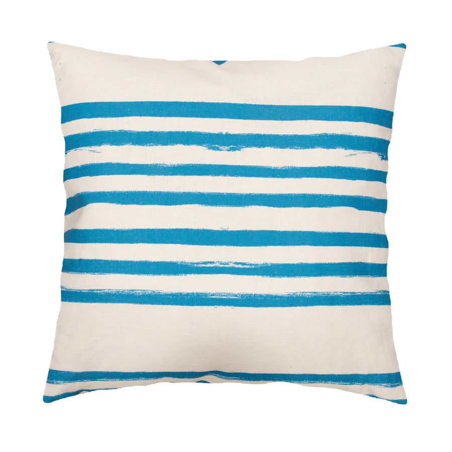 Stripe On Stripe Pillow