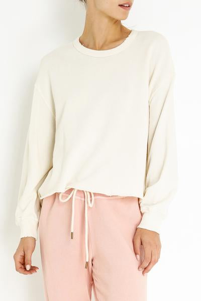 The Cut Off Sweatshirt