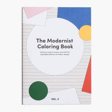The Modernist's Coloring Book