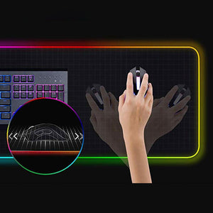 Luminous Mouse Pad