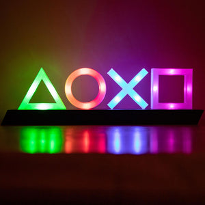 PS Gamer Lights