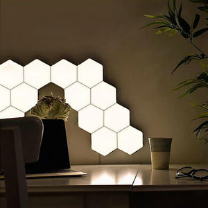 Modular Hexagonal lights